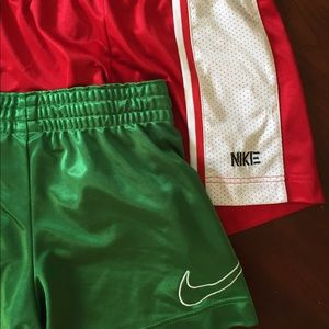 Nike Athletic Shorts SZ S TWO pairs